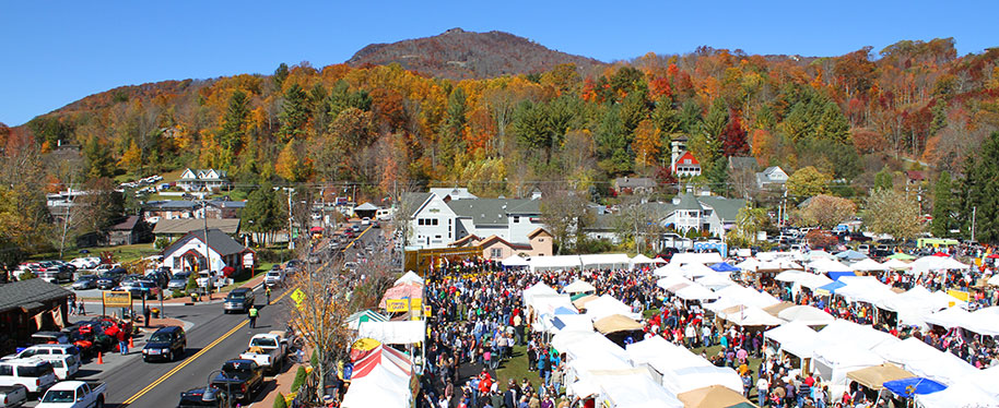 Blue Ridge Mountains Festivals And Events